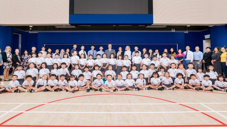 Wycombe Abbey School Hong Kong opens its doors for the first day of term on 5th September